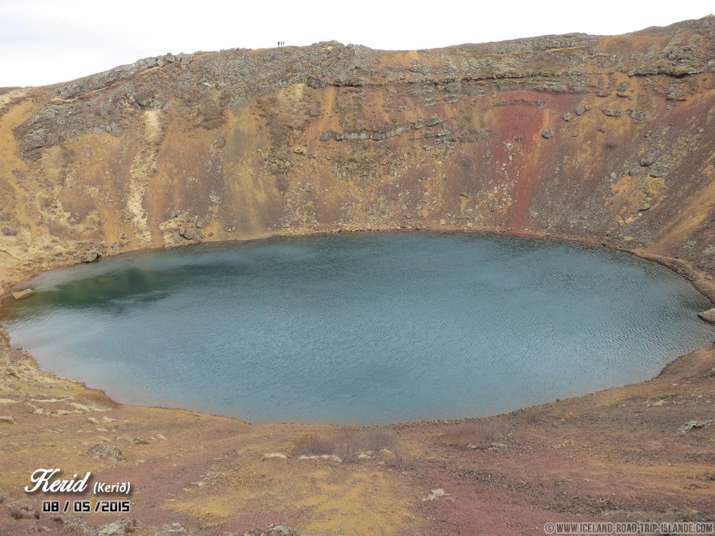 Autre vue du Cratère de Kérid