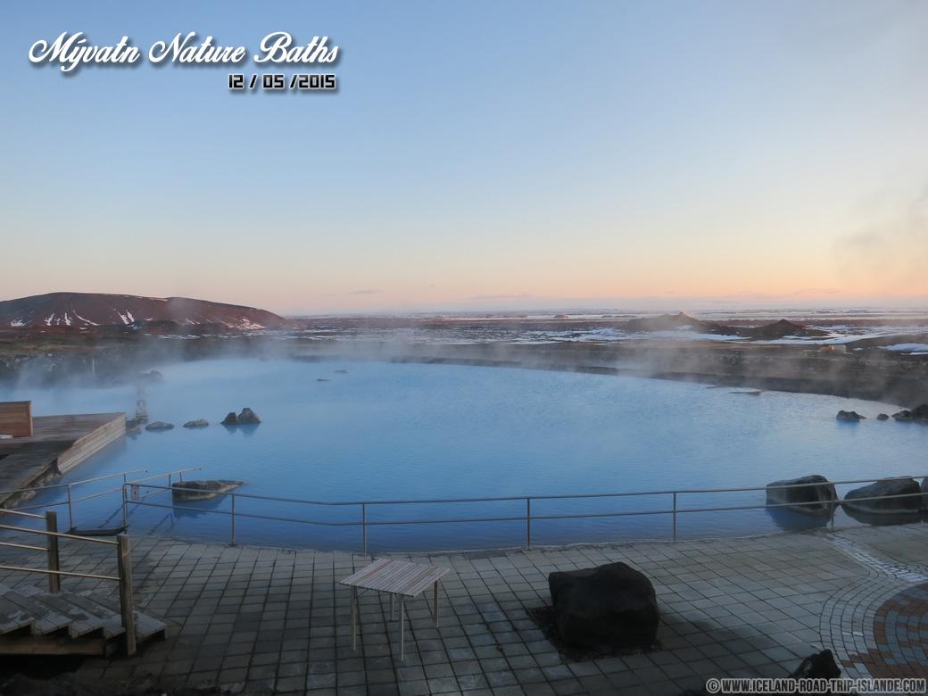 Les bains de Mývatn Nature Baths