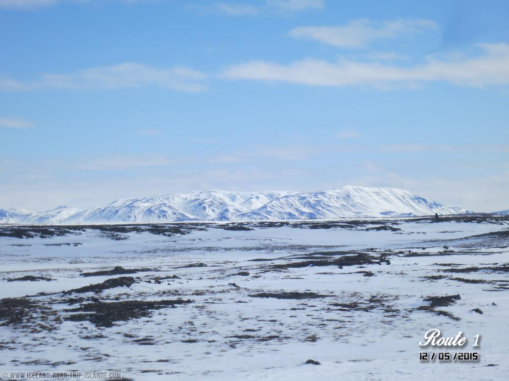 Les paysages magnifiques que nous offre la Route 1