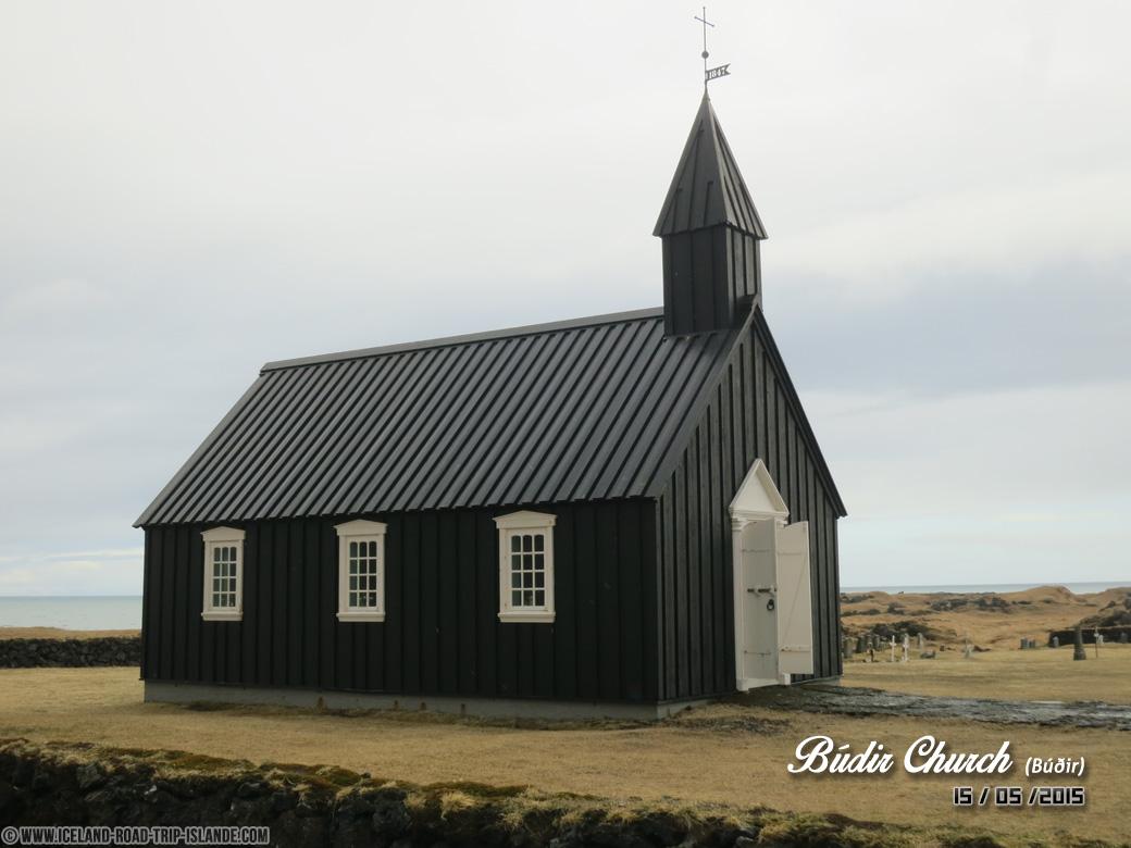 L'église noire de Budir