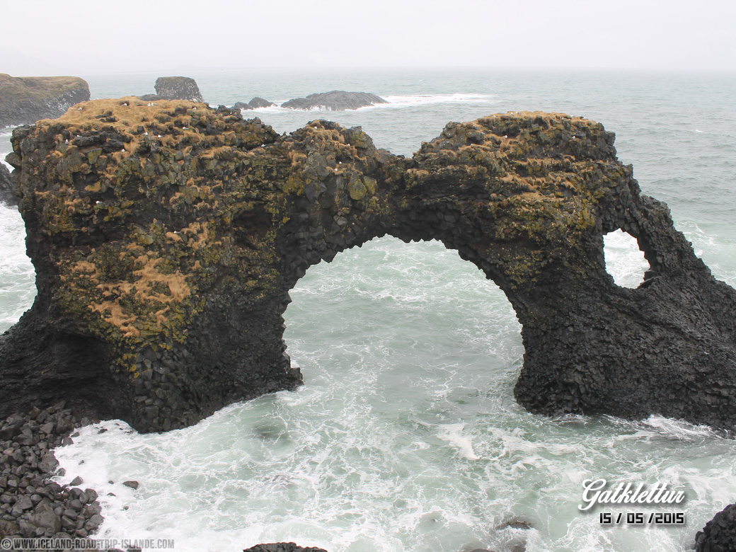 L'Arche de Gatklettur