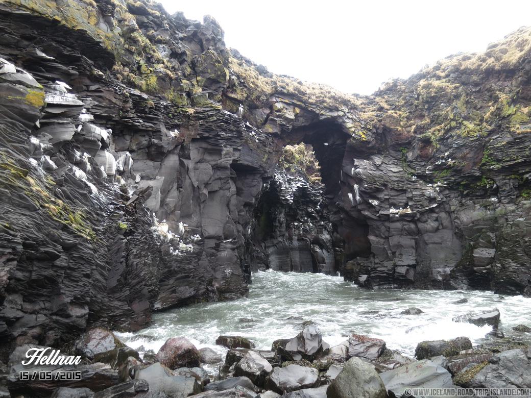 L'Arche de Hellnar